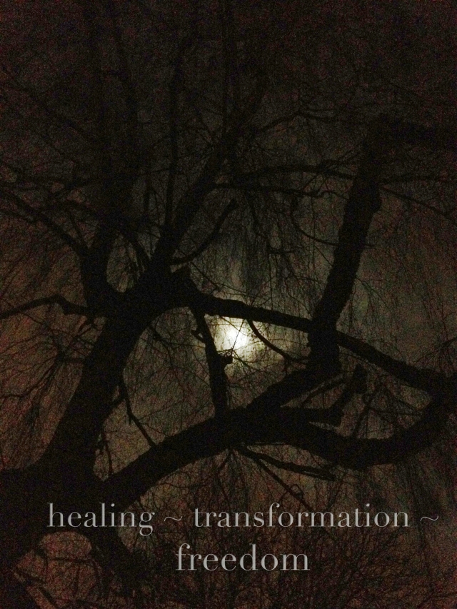 Full Moon and Intention
